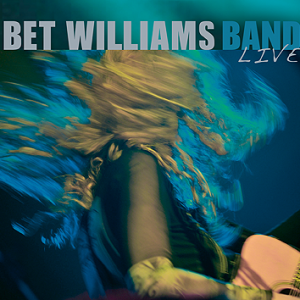 Bet Williams Band – Live VALVE#4887