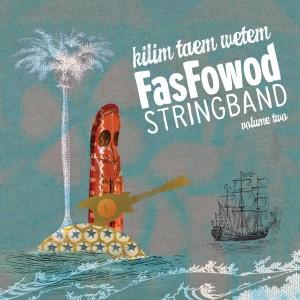 FasFowod Stirnband – Kilim Taem Wetem VALVE#5287