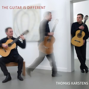 Thomas Karstens – The Guitar Is Different VALVE#4787