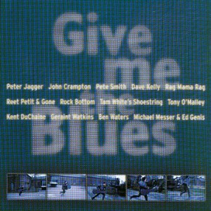 Compilation – Give Me The Blues VALVE#1099