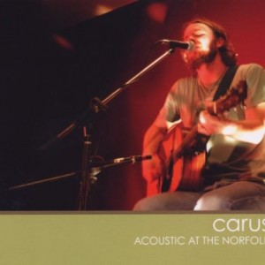Carus Thompson – Acoustic At The Norfolk VALVE#9086