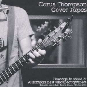 Carus Thompson – Cover Tapes VALVE#7087