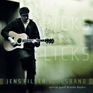 Jens Filser Bluesband – Picks+Licks VALVE#2087