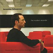 Jeremias Schwarzer – The Modern Recorder VALVE#5086
